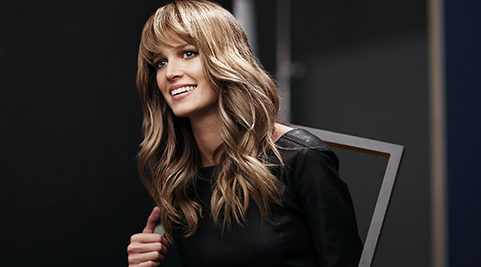 Ash Blonde Bangs & Waves by Helena Bordon, IT LOOK OTOÑO - INVIERNO 2014 de L'OREAL PROFESSIONNEL